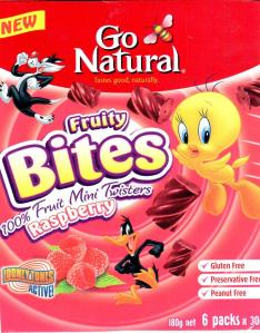 Fruity Bites