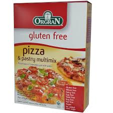pizza orgran