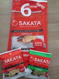 x rice crackers