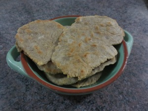 Flatbread Buckwheat