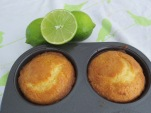 Lime Syrup Cakes