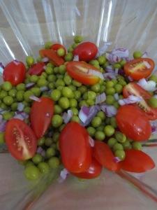 Pea Salad (1)