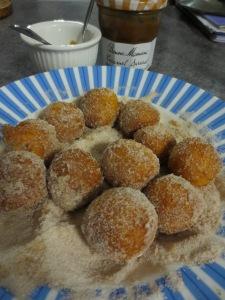 Ricotta Dumplings 1