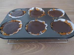 Chocolate Coconut Cheesecakes (1)