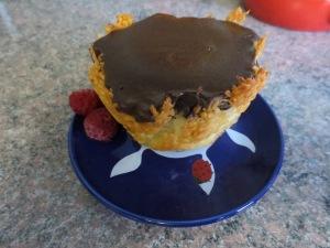 Chocolate Coconut Cheesecakes (3)