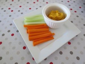 Spiced Carrot Dip