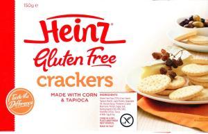 Heinz Crackers