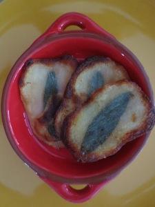 Potato Sage Chips