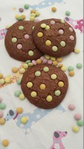 biscuits choc fudge