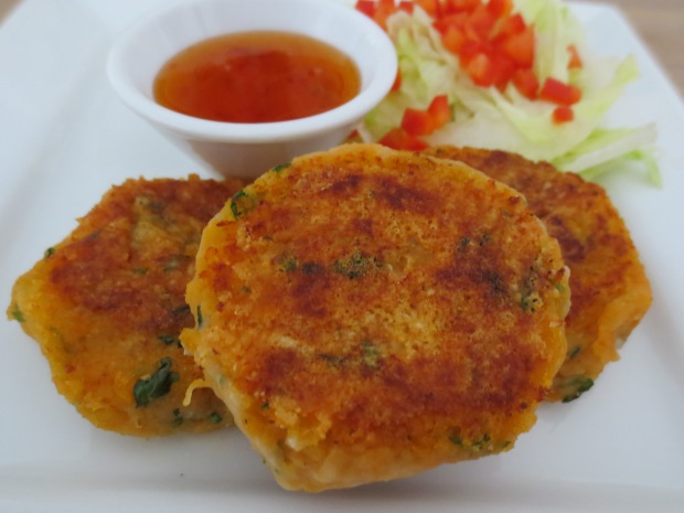 Chickpea Fritters (1)