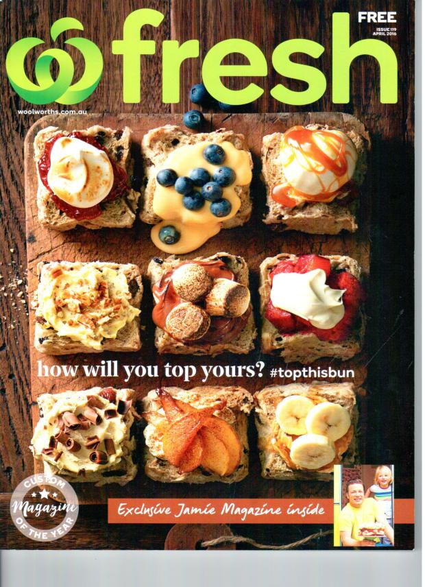 Woolworths Fresh April 2016