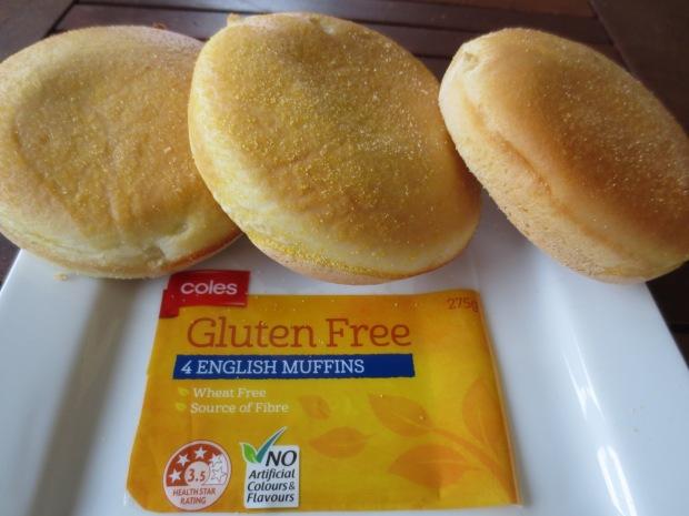 GF English Muffins